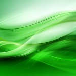 Abstract beautiful motion green background for design. Modern br